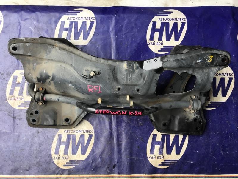 Балка под двс Honda Stepwgn RF1 B20B (б/у)