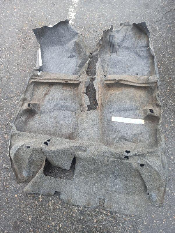 Ковер пола Toyota Probox NCP58 1NZ (б/у)