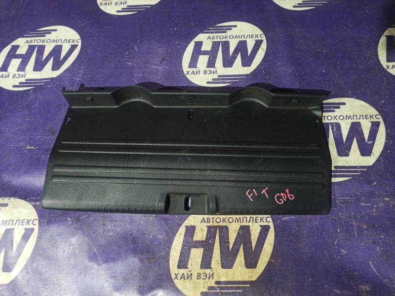 Накладка замка багажника Honda Fit Aria GD8 L15A (б/у)