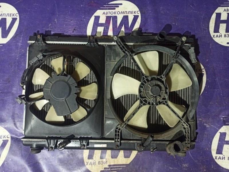 Радиатор Honda Stepwgn RF1 B20B (б/у)
