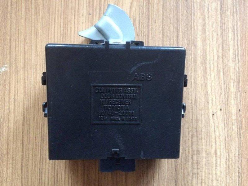 Блок управления дверьми Toyota Caldina AT191 3SFE (б/у)