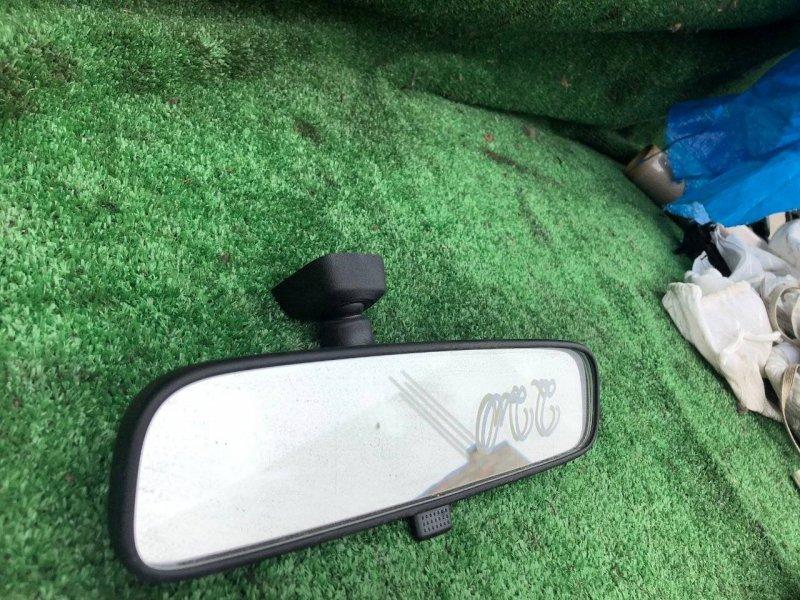 Зеркало салона Lexus Ct200H ZWA10 2TRFE (б/у)