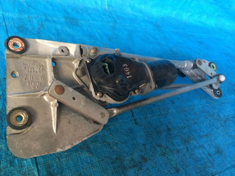 Мотор дворников Nissan X-Trail NT30 QR20DE (б/у)