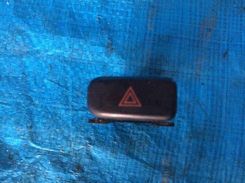 Кнопка аварийной сигнализации Toyota Caldina AT191 3SFE (б/у)