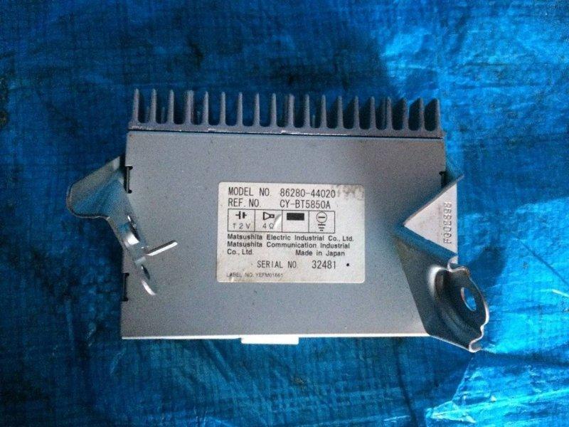 Усилитель магнитофона Toyota Gaia CXM10 3SFE (б/у)