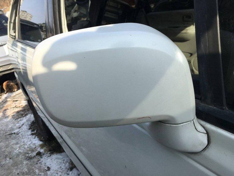 Зеркало заднего вида Nissan Bassara JHU30 KA24DE правое (б/у)