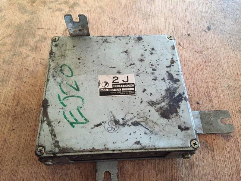 Блок управления двс Subaru Legacy BG5 (б/у)