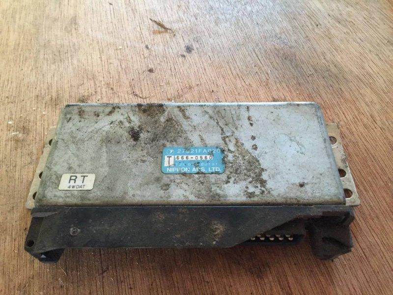 Блок управления abs Subaru Legacy BD5 EJ20E (б/у)