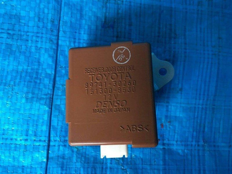 Блок управления дверьми Toyota Crown Majesta GS171 1GFE (б/у)