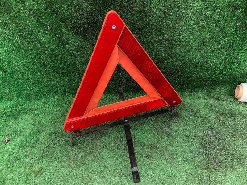 Знак аварийной остановки Toyota 4Runner GRN210 1MZFE (б/у)