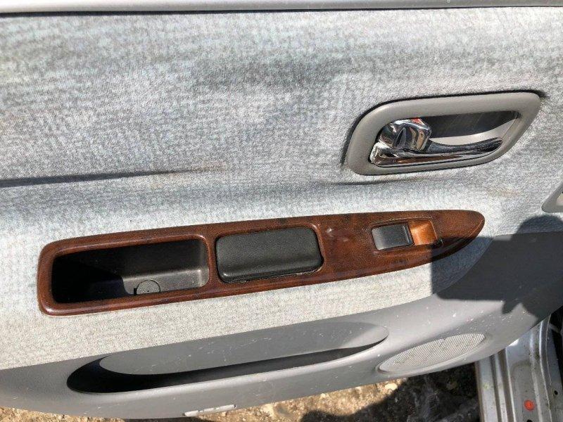 Блок управления стеклами Nissan Bassara JHU30 CG10DE задний левый (б/у)