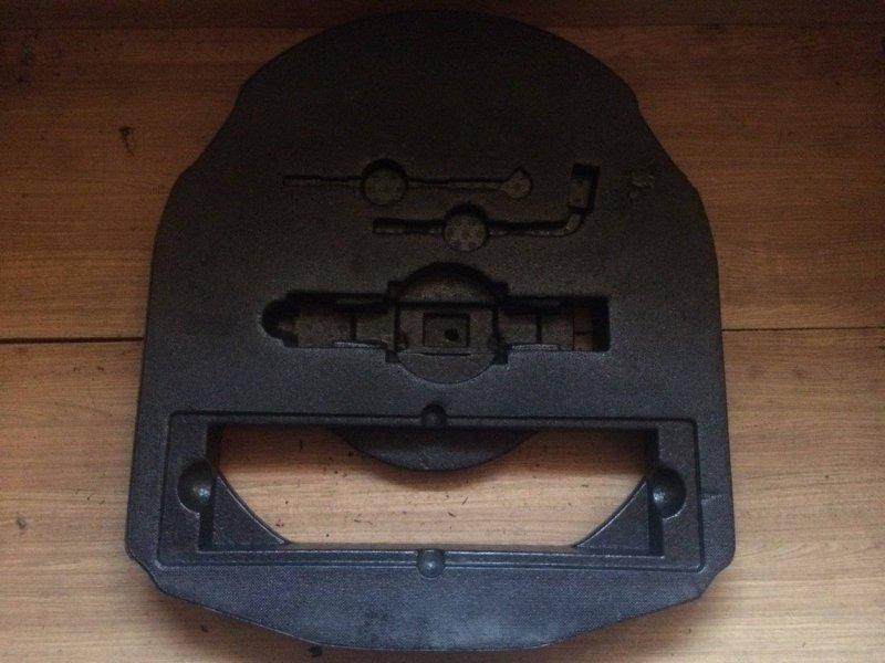 Ящик в багажник Nissan Teana J31 QR25DE (б/у)