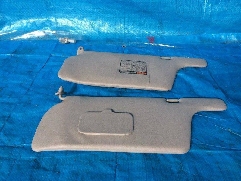 Козырек солнцезащитный Mazda Mpv LW3W (б/у)