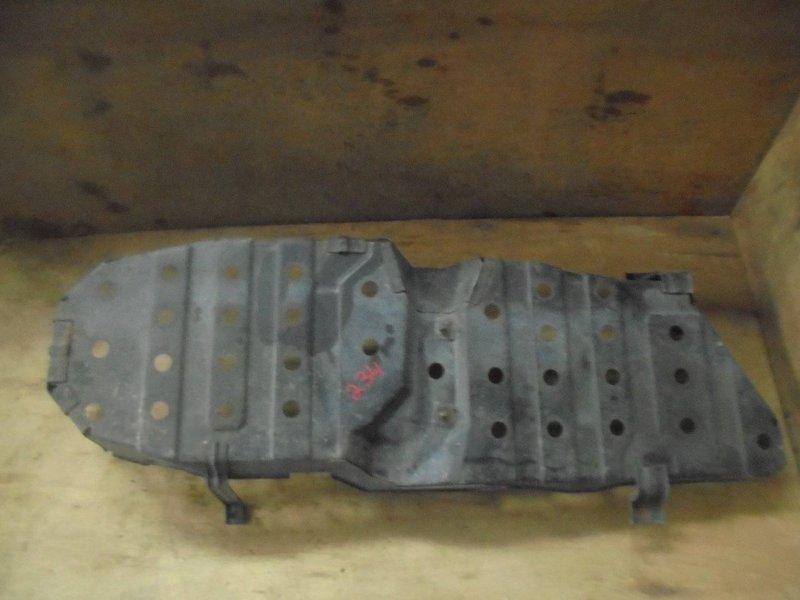 Защита топливного бака Nissan Terrano Regulus JLR50 (б/у)