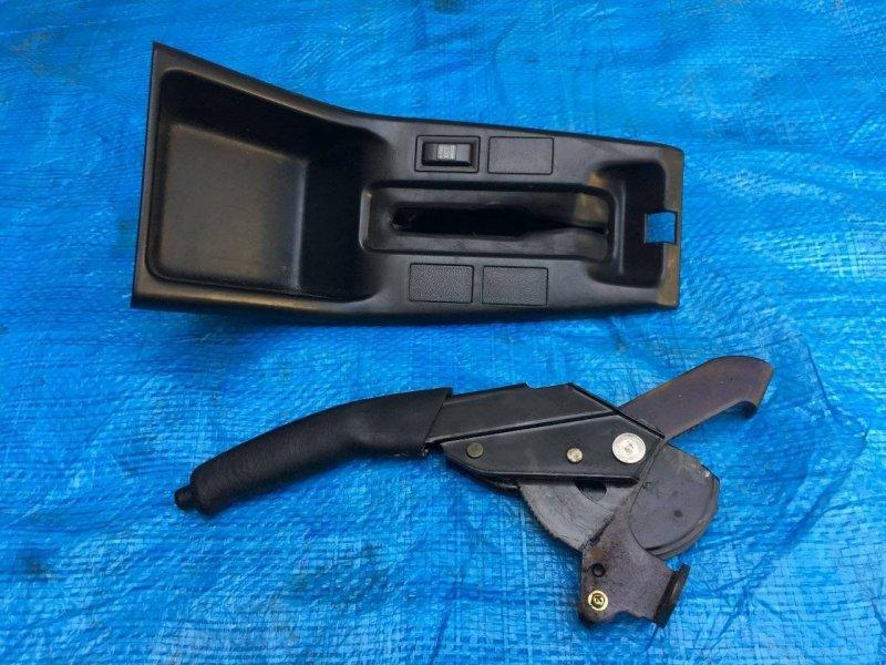 Ручка ручника Toyota 4Runner KZN185 1KZTE (б/у)