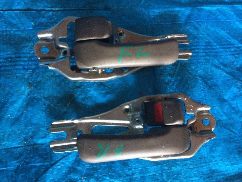 Ручка двери внутренняя Toyota Hiace KZH100 1KZTE передняя (б/у)
