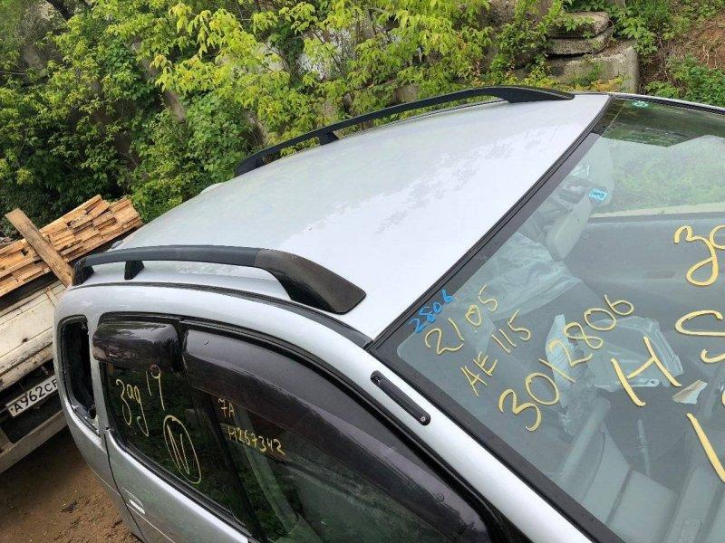 Рейлинги крыши Toyota Corolla Spacio AE111 4AFE (б/у)