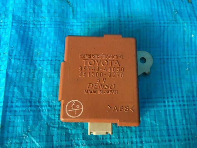 Блок управления дверьми Toyota Isis ANM10 1AZFSE (б/у)