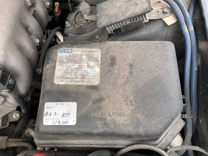 Крышка блока предохранителей Toyota Crown GS151 1GFE (б/у)