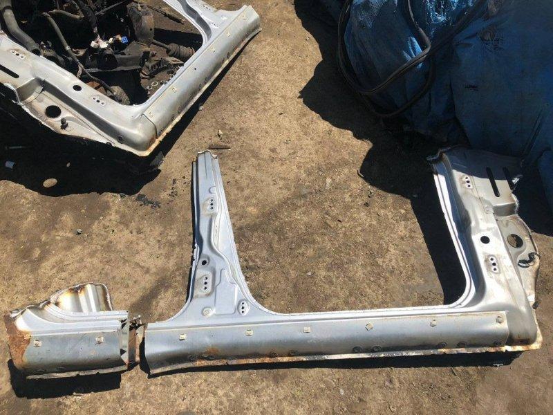 Порог кузова Daihatsu Terios Kid 111G EFDEM правый (б/у)