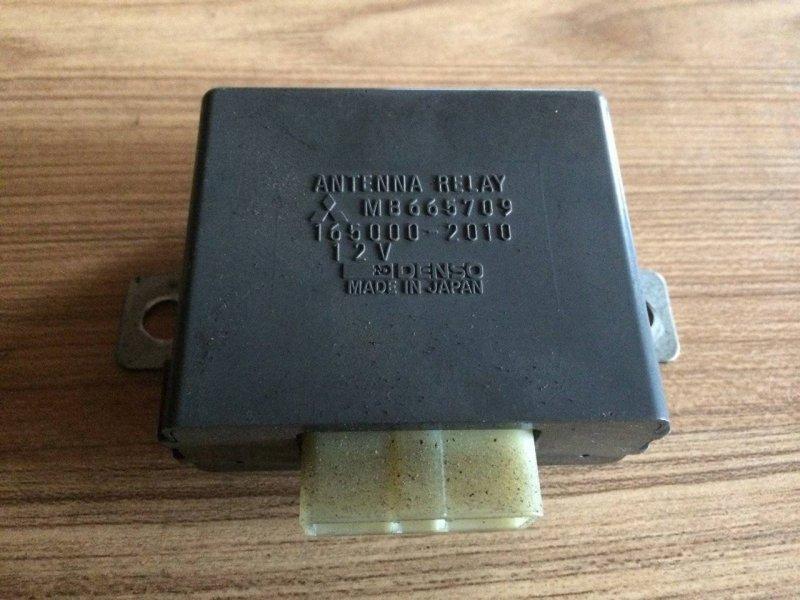 Блок управления Mitsubishi Challenger K94WG 4D56 (б/у)
