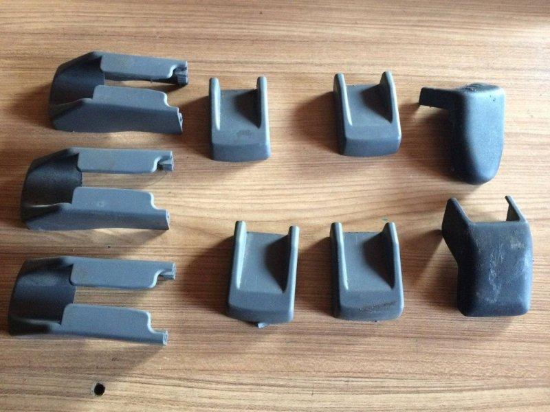 Заглушка крепления сиденья Nissan Teana J31 QR20DE (б/у)