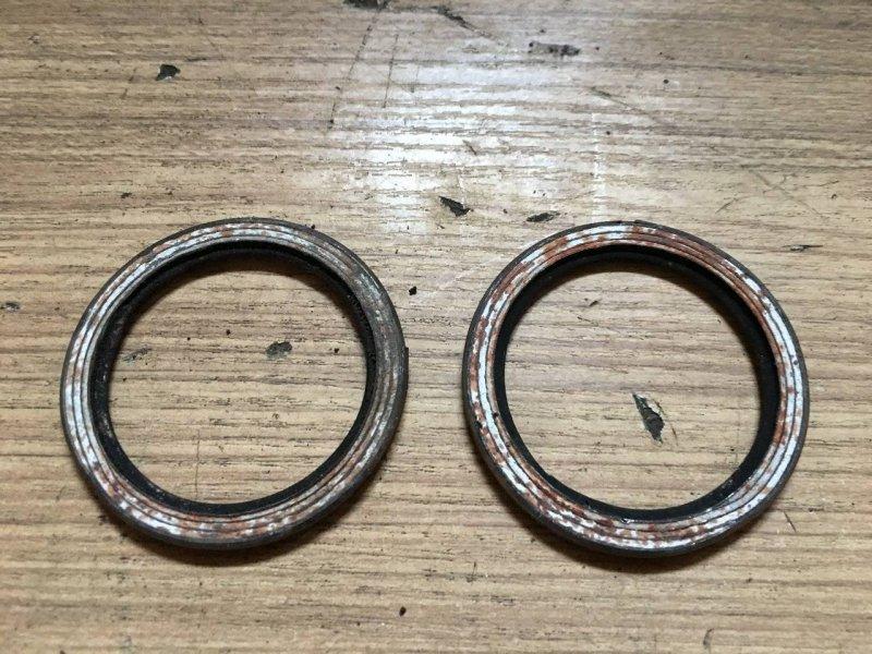 Кольцо глушителя Toyota Crown Majesta JZS177 (б/у)