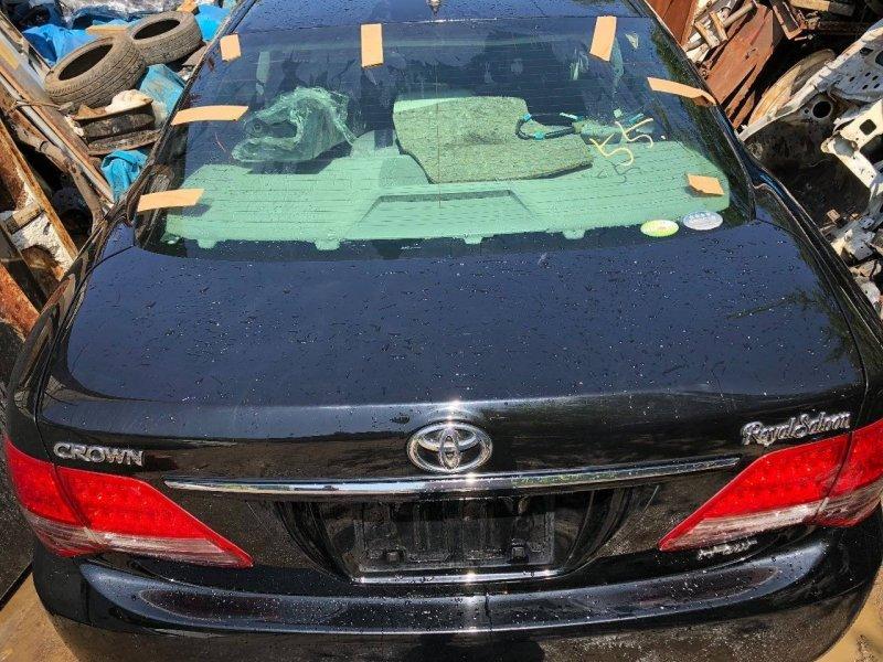 Крышка багажника Toyota Crown GRS200 2GRFSE (б/у)