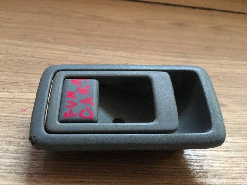 Ручка задней двери Toyota Funcargo NCP20 (б/у)