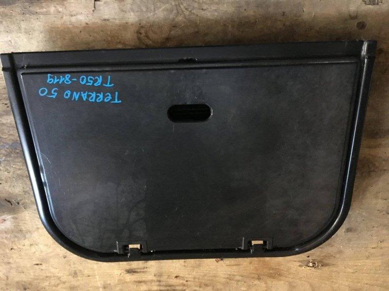 Ящик в багажник Nissan Terrano Regulus JLR50 (б/у)