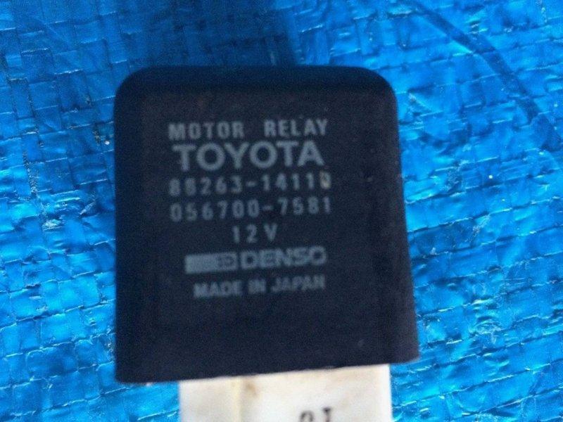 Реле Lexus Es250 VZV21 1MZFE (б/у)