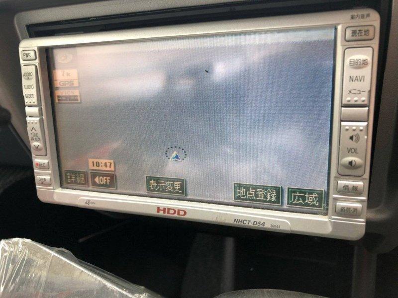Магнитола Toyota Cami J102E K3VE (б/у)