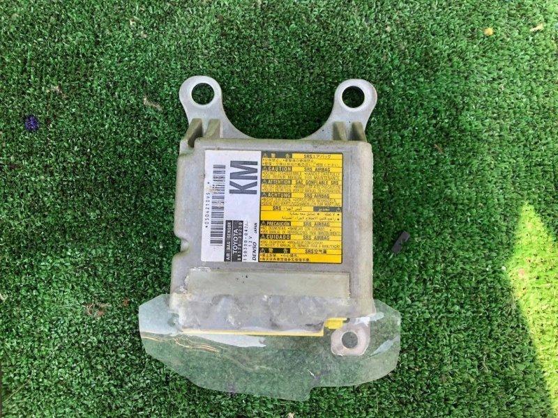 Блок управления airbag Toyota Allion NZT260 1NZFE (б/у)