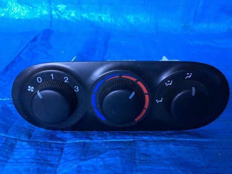 Блок управления климат-контролем Mazda Mpv LW3W L3 задний (б/у)