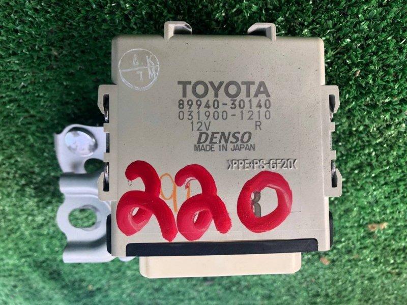 Блок управления Toyota Crown GRS200 3GRFE (б/у)