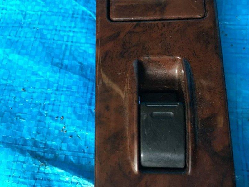 Кнопка стеклоподъемника Toyota 4Runner GRN210 3SFE левая (б/у)