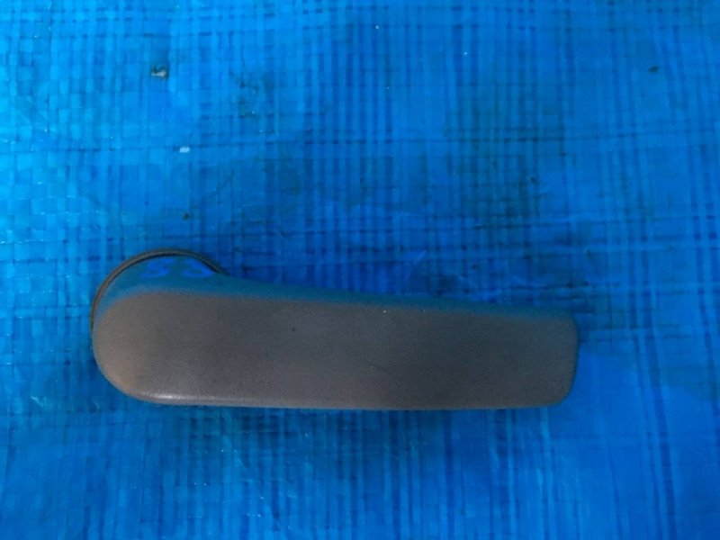 Ручка двери внутренняя Nissan Serena C24 QR20DE задняя левая (б/у)