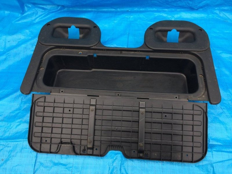 Ящик в багажник Honda Horizon UBS25GWH 4JG2 (б/у)