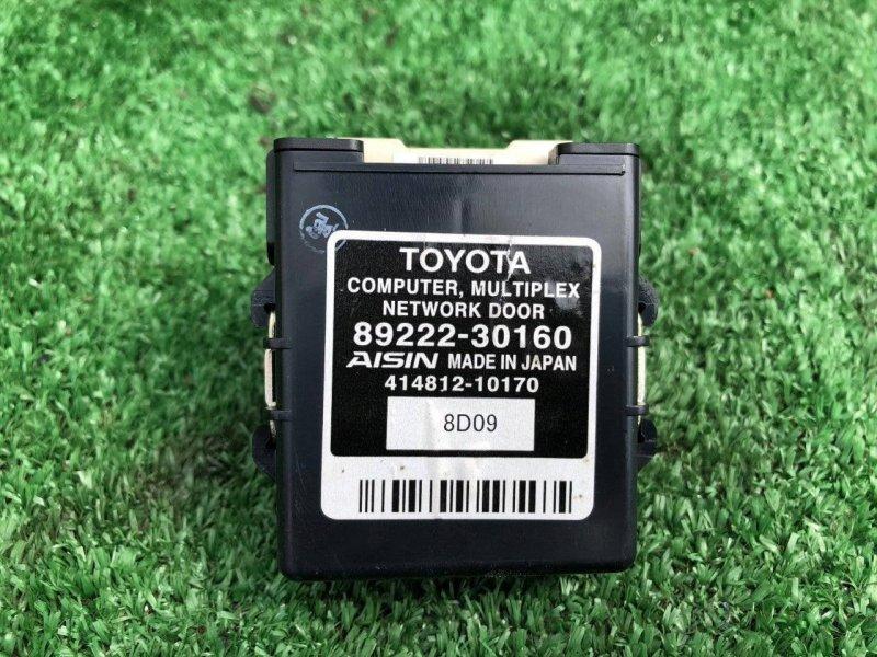 Блок управления дверьми Toyota Crown GRS200 2GRFSE (б/у)
