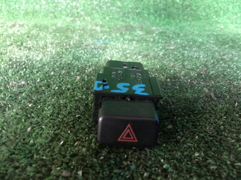 Кнопка аварийной сигнализации Toyota Corolla Spacio AE111 4AFE (б/у)