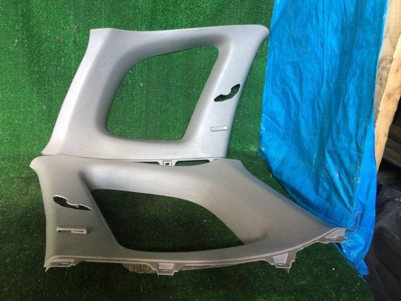 Обшивка багажника Toyota Corolla Spacio AE111 4AFE верхняя (б/у)
