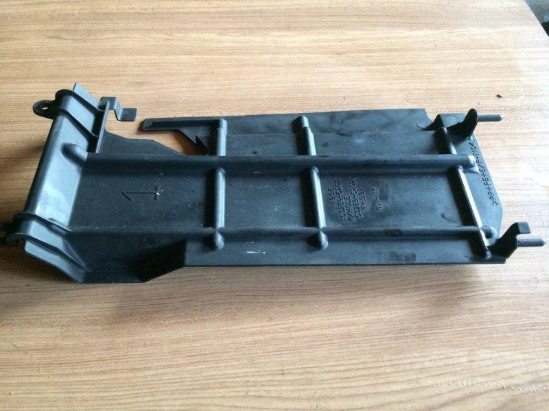 Защита радиатора Toyota Echo Verso NCP20 1NZFE (б/у)