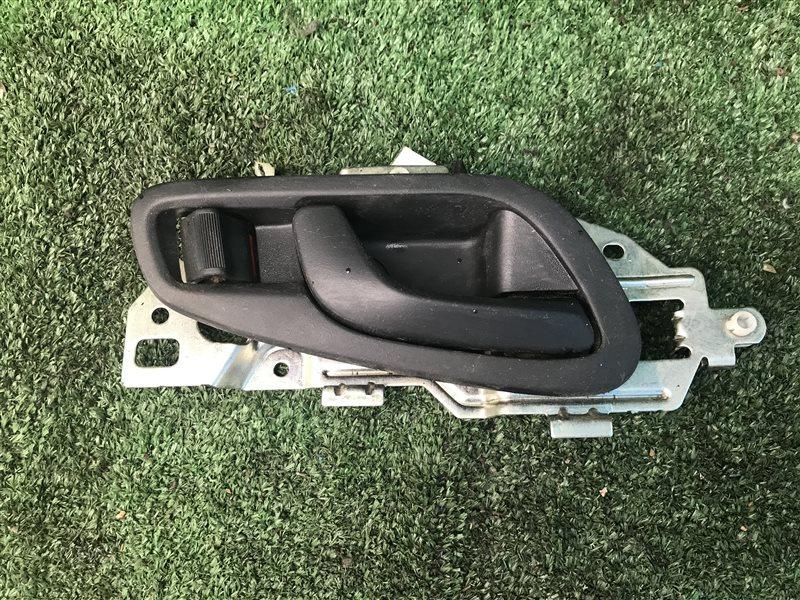 Ручка двери внутренняя Honda Airwave GJ1 L15A 2006 задняя правая (б/у)
