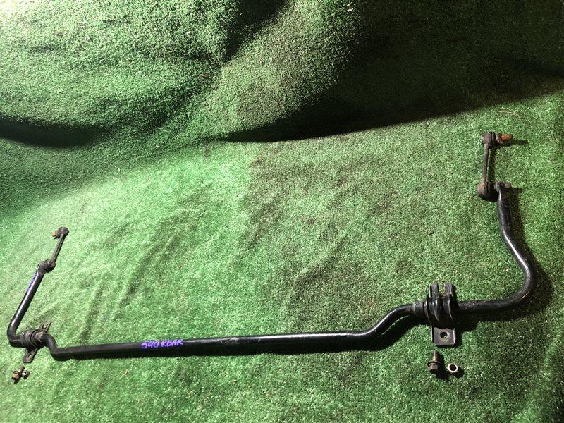 Стабилизатор Nissan X-Trail NT30 QR20DE 2001 задний (б/у)