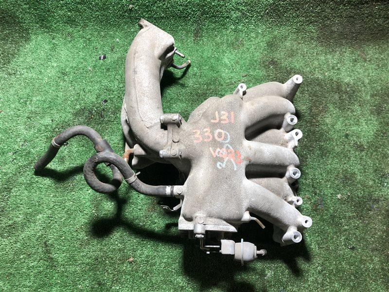 Коллектор впускной Nissan Teana J31 VQ23DE 2003 (б/у)