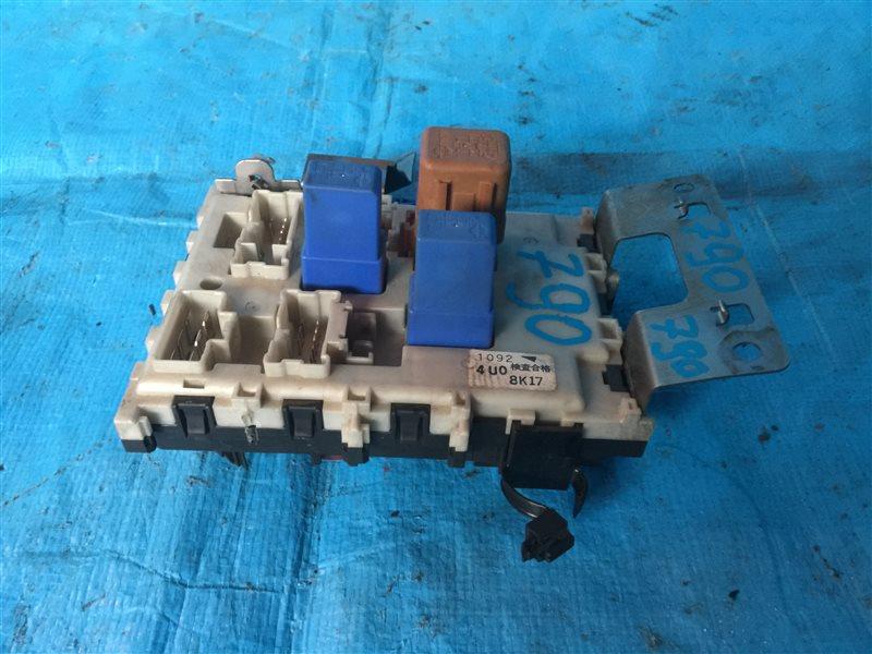 Блок предохранителей Nissan Tino HV10 V10 V10M SR20DE 1999 (б/у)