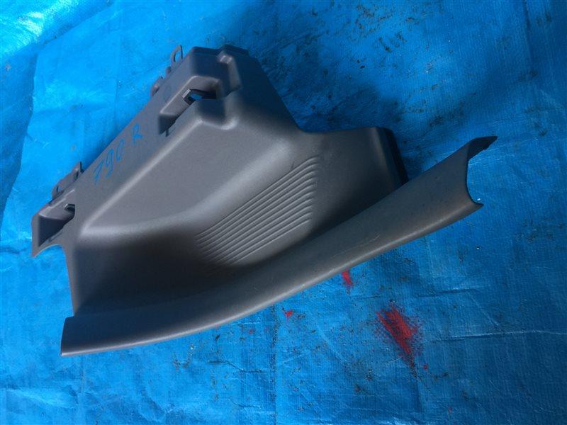 Порожки салона Nissan Tino HV10 SR20DE 1999 задние правые (б/у)