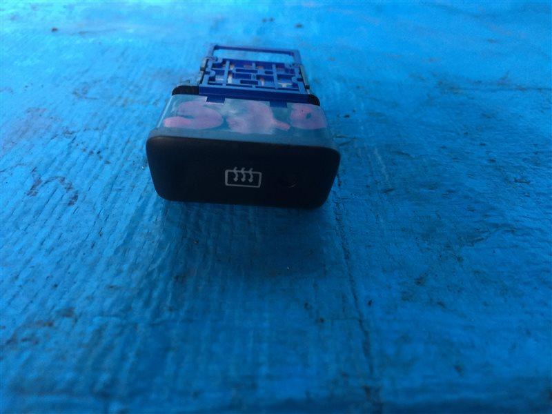 Кнопка подогрева заднего стекла Nissan Cefiro A32 HA32 PA32 WA32 WHA32 WPA32 VQ20DE 1998 (б/у)