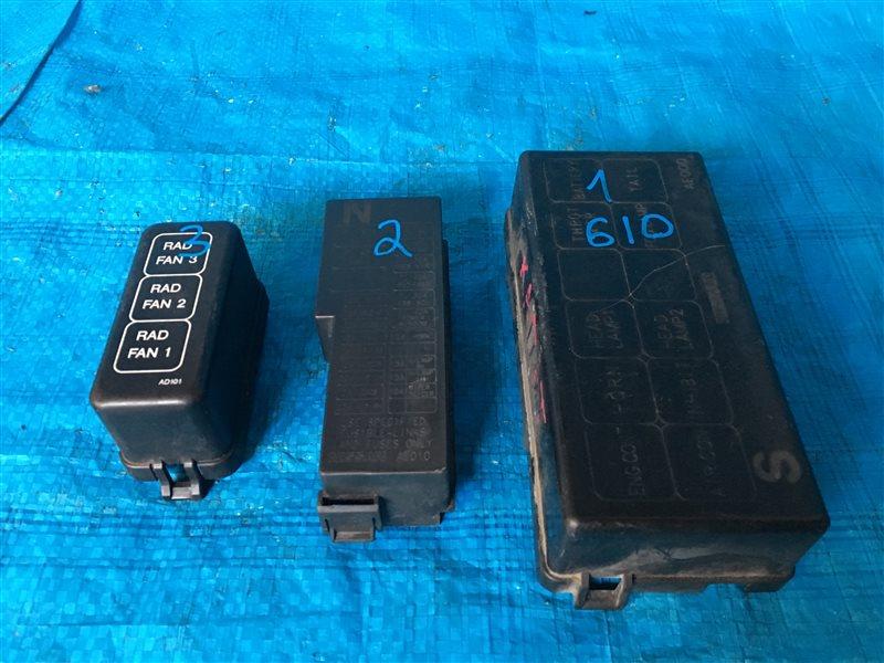 Крышка блока предохранителей Nissan Bassara HU30 NU30 TNU30 TU30 U30 VNU30 VU30 JTU30 JHU30 JNU30 JTNU30 JU30 JVNU30  (б/у)