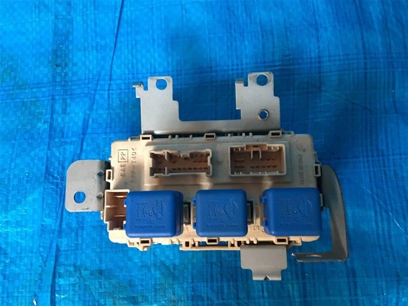 Блок предохранителей Nissan Bassara JTU30 JHU30 JTNU30 QR25DE VQ30DE 2002 (б/у)